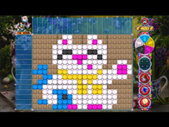 Rainbow Mosaics 12: Easter Helper thumb 2
