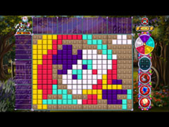 Rainbow Mosaics 12: Easter Helper thumb 3