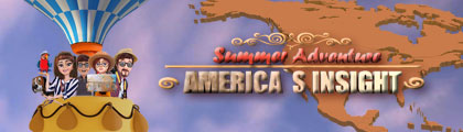 Summer Adventure - American Voyage screenshot