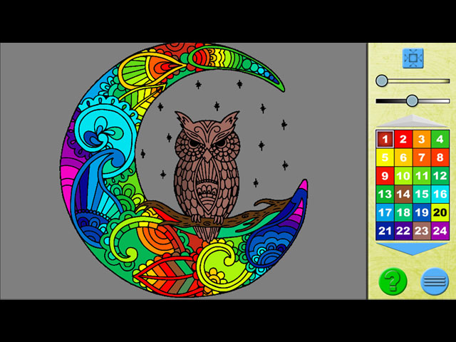 Paint by Numbers 7 large screenshot