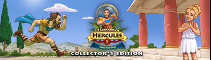 12 Labours of Hercules X: Greed for Speed Collector's Edition screenshot