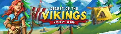 Secrets of the Vikings: Mystery Island screenshot