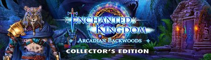 Enchanted Kingdom: Arcadian Backwoods Collector's Edition screenshot