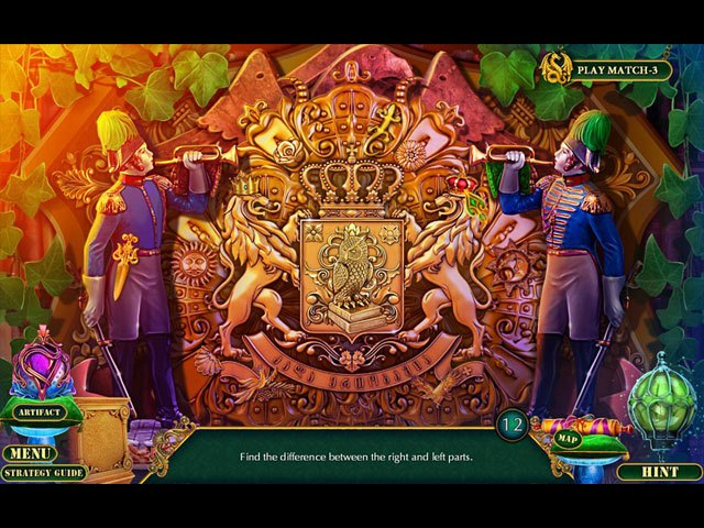 Enchanted Kingdom: Arcadian Backwoods Collector's Edition large screenshot
