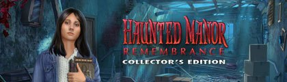 Haunted Manor: Remembrance Collector's Edition screenshot