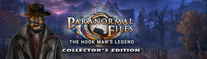 Paranormal Files: The Hook Man's Legend Collector's Edition screenshot