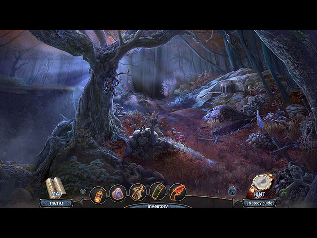 Paranormal Files: The Hook Man's Legend Collector's Edition large screenshot