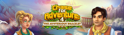 Chase for Adventure 4: The Mysterious Bracelet screenshot