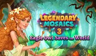 Legendary Mosaics 3: Eagle Owl Saves the World