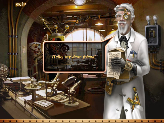 Mahjong Mysteries of the Past Screenshot 1