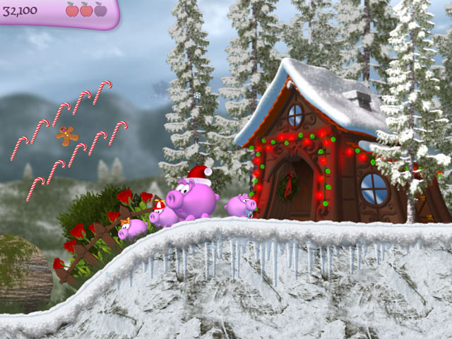 Piggly Christmas Edition large screenshot