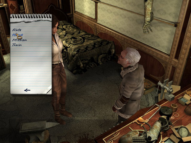 Syberia large screenshot