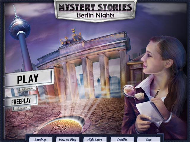 Mystery Stories: Berlin Nights large screenshot