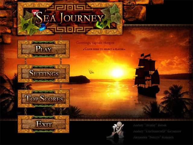 Sea Journey Screenshot 1