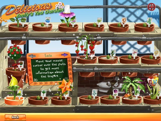 Delicious Emilys Tea Garden Screenshot 1