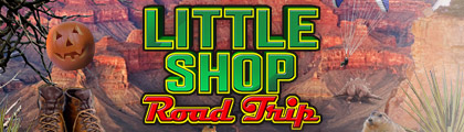 Little Shop: Road Trip screenshot
