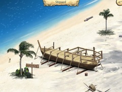 Adventures of Robinson Crusoe Screenshot 1