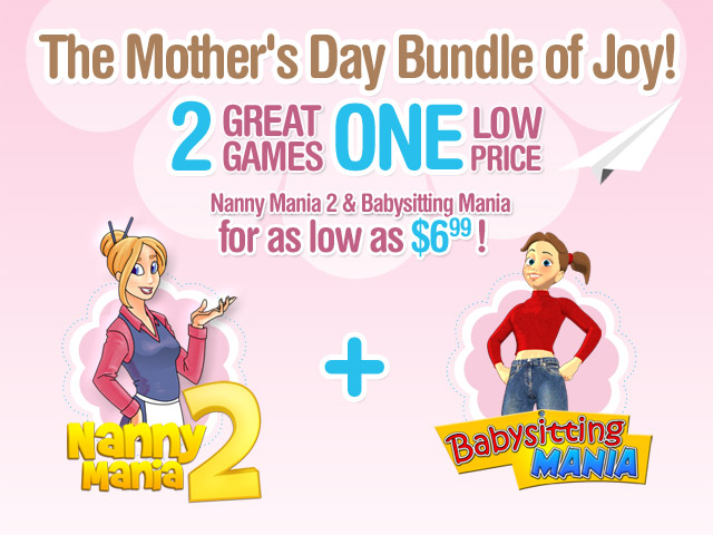 Nanny Mania 2 & Babysitting Mania Bundle large screenshot