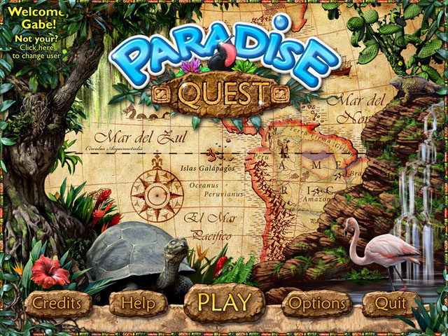 Paradise Quest large screenshot