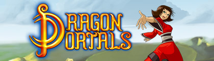 Dragon Portals screenshot