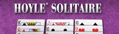 Hoyle Solitaire screenshot