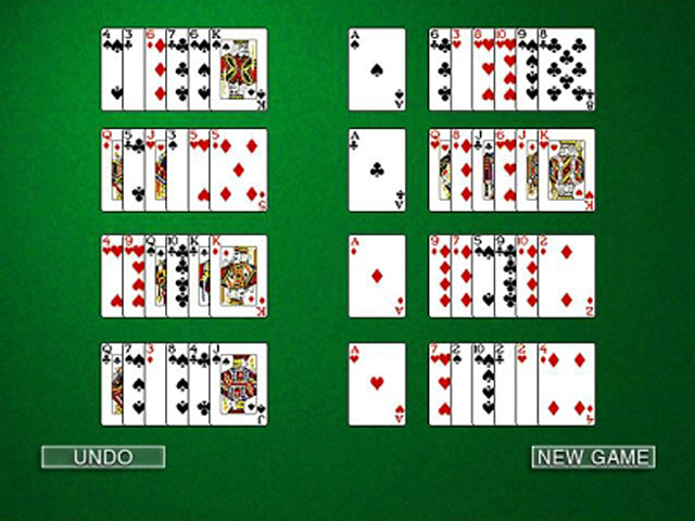 Hoyle Solitaire large screenshot