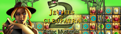 Jewels of Cleopatra 2 screenshot