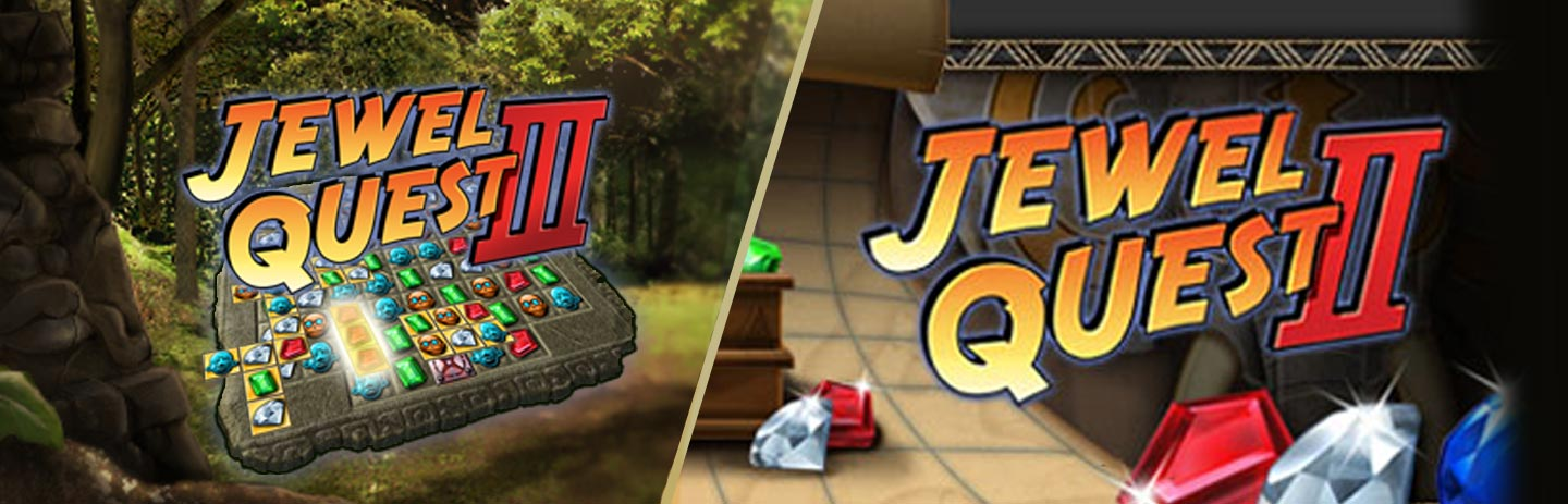 Double Play: Jewel Quest 2 and Jewel Quest 3
