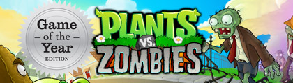 Plants Vs Zombies: Game of the Year Edition screenshot