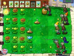 Plants Vs Zombies: Game of the Year Edition Screenshot 1