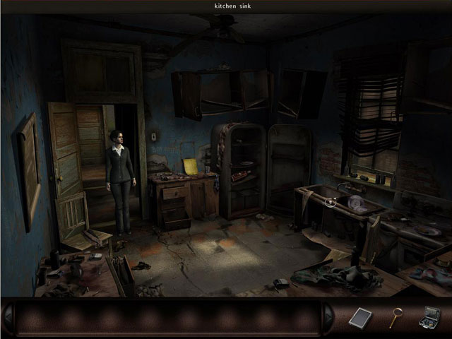 Art of Murder FBI Confidential Screenshot 1