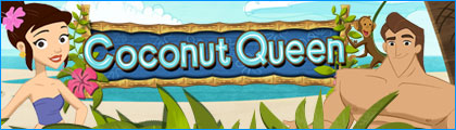 Coconut Queen screenshot