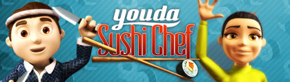 Youda Sushi Chef screenshot