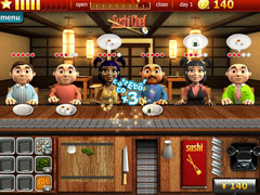 Youda Sushi Chef Screenshot 3
