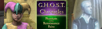 GHOST Chronicles screenshot