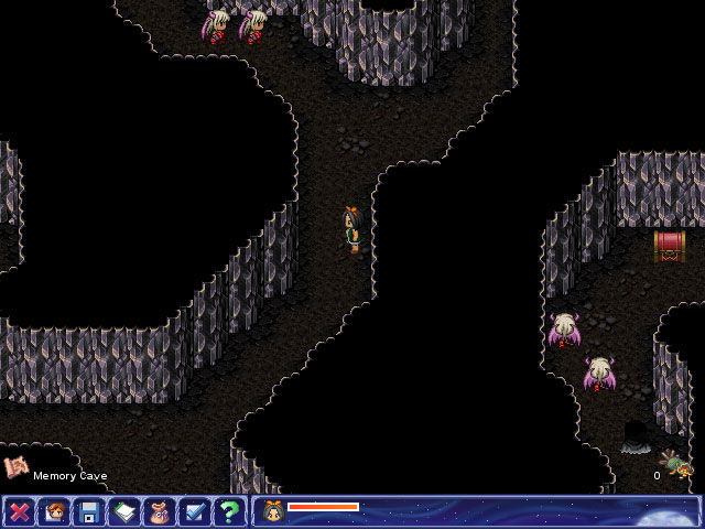 Aveyond: Gates of Night large screenshot