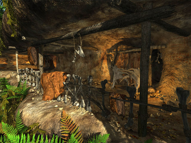 Echo Secret of the Lost Cavern Screenshot 1