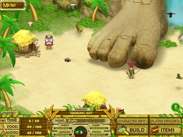 Escape 2 Paradise Screenshot 1