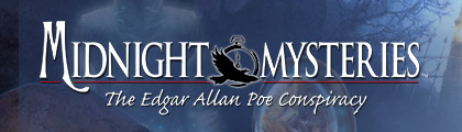 Midnight Mysteries: The Edgar Allan Poe Conspiracy screenshot