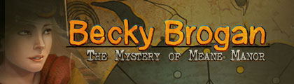Becky Brogan: The Mystery of Meane Manor screenshot
