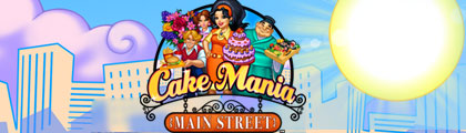 Cake Mania: Main Street screenshot