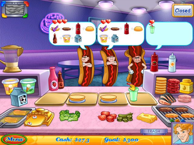 Cake Mania Main Street Screenshot 1