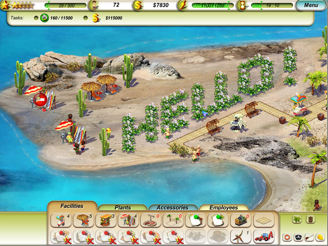 Paradise Beach large screenshot