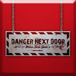 Danger Next Door: A Miss Teri Tale Adventure