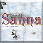 Legend of Sanna