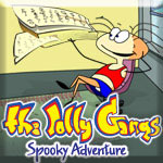 The Jolly Gang's Spooky Adventure