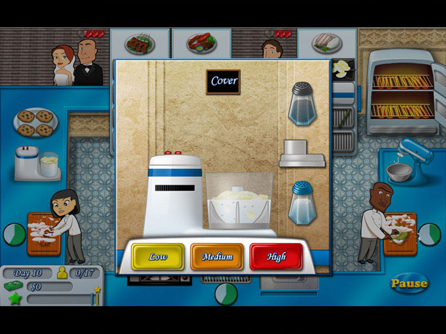 Kitchen Brigade Screenshot 1