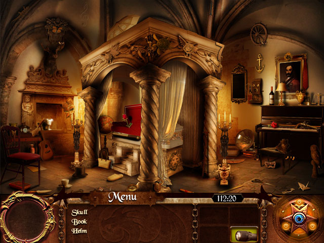 The Dracula Files Screenshot 1