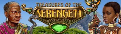 Treasures of the Serengeti screenshot