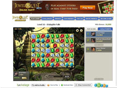 Jewel Quest Challange on Facebook thumb 2